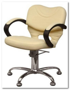 Кресла для парикмахерских салонов