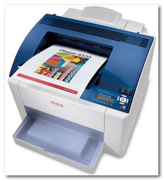 Цветной лазерный принтер Xerox