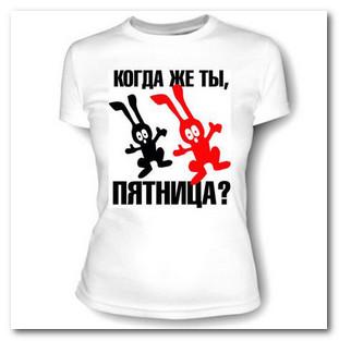 виды печать на футболках