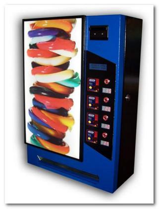 торговый автомат продажи штучных товаров