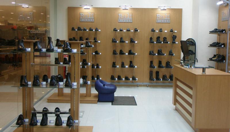 Бизнес идея: магазин обуви