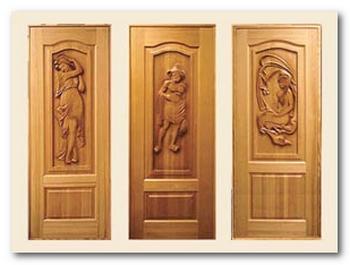 Филенчатая дверь своими руками фото