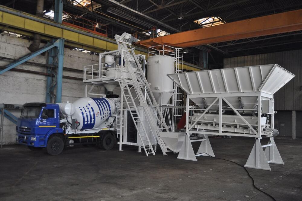 Мини завод по производстве бетона миксер томск бетон