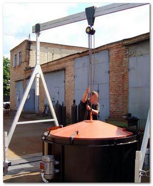 оборудование для производства ЖБК