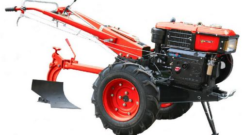 Почвенная фреза для мини-трактора: покупаем или делаем сами