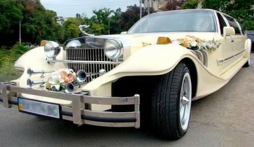 Прокат свадебных авто: как организовать бизнес?