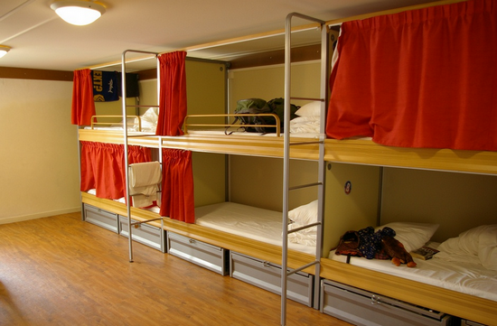 Хостел: спальные места