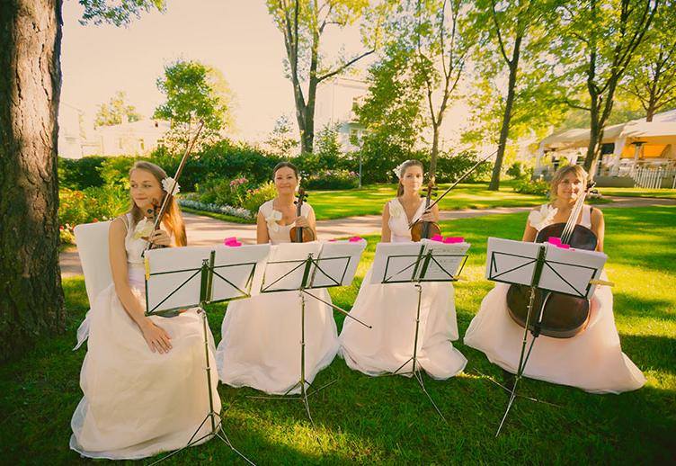 Ключевые моменты организации свадьбы на природе