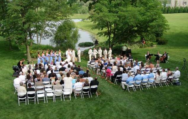 Свадебная церемония на природе: как организовать?