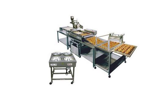 Автомат для производства пончиков Belshaw Donut Robot Mark 2: цена комплекта от 600000 рублей.