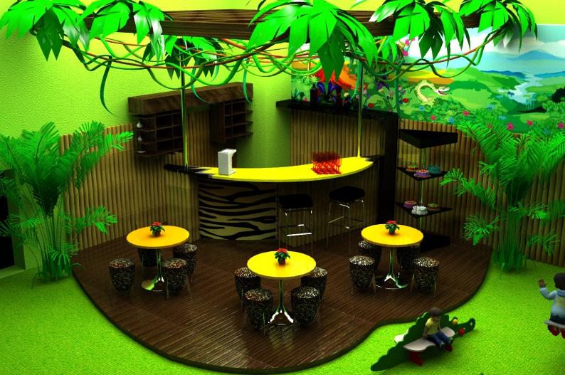 Детское кафе: как открыть?