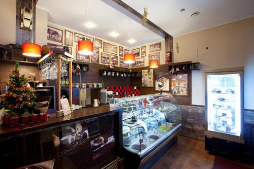 Открытие магазина кондитерских изделий