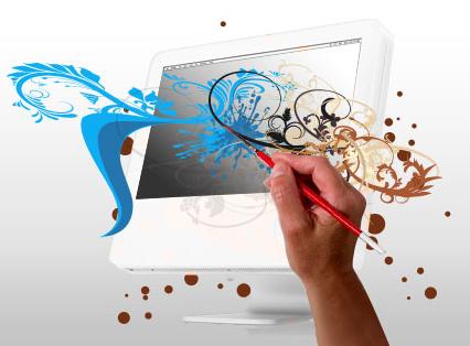 Дизайн для веб-сайта