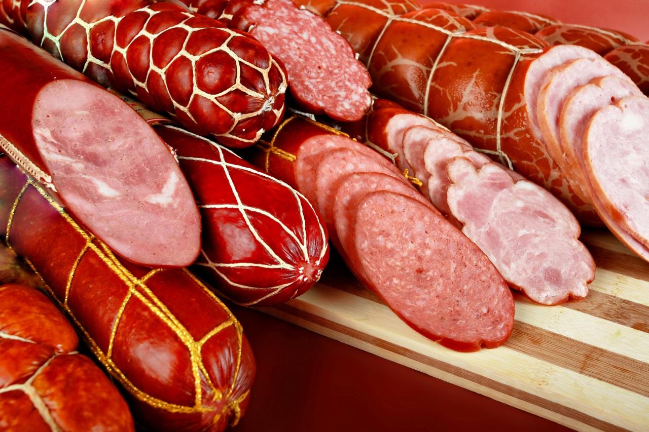Мини завод колбасных изделий