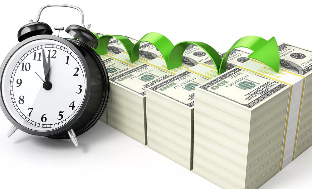 Окупаемость — время и деньги
