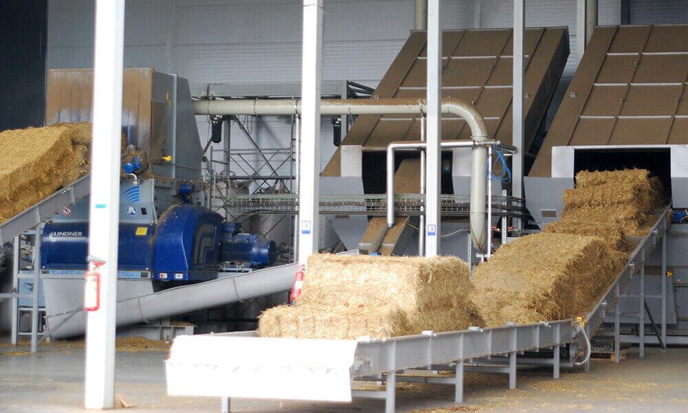 Технология производства пеллет