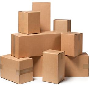 Коробки из картона: производство