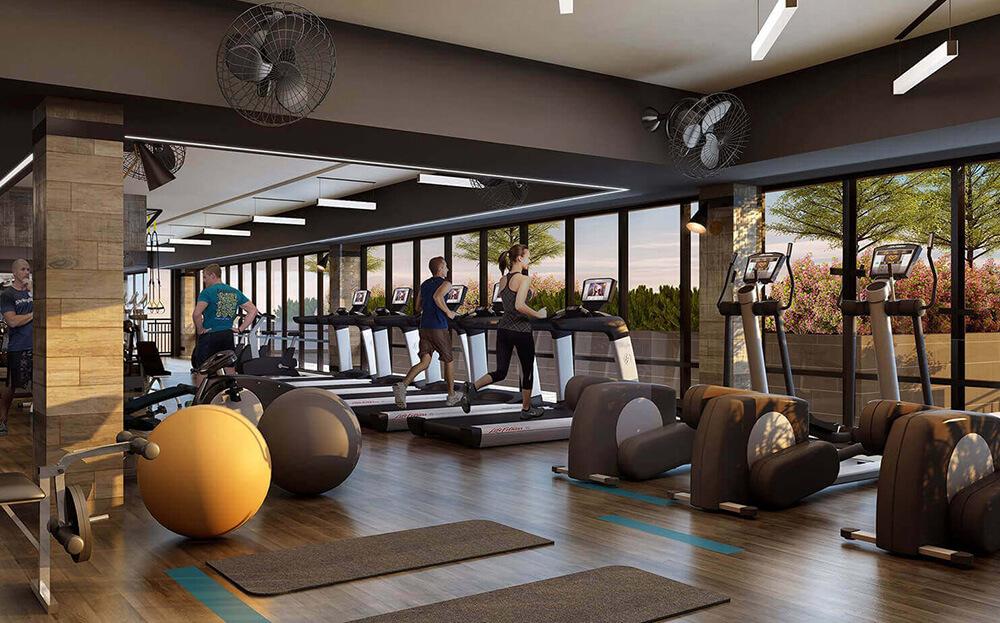 Бизнес-план фитнес центр
