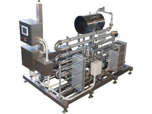 Линия по производству сгущенного молока
