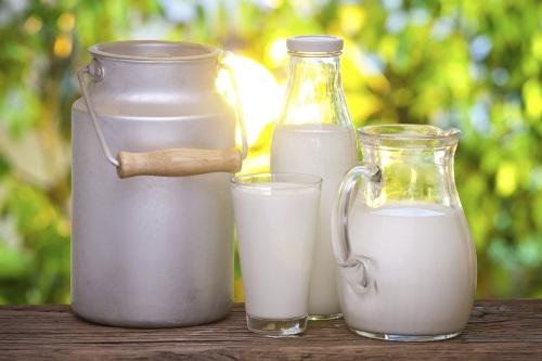 Сырье для производство сгущенного молока