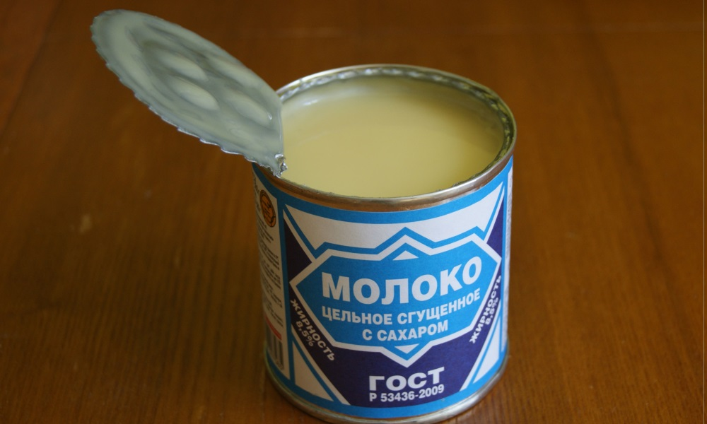 Бизнес на производстве сгущенного молока