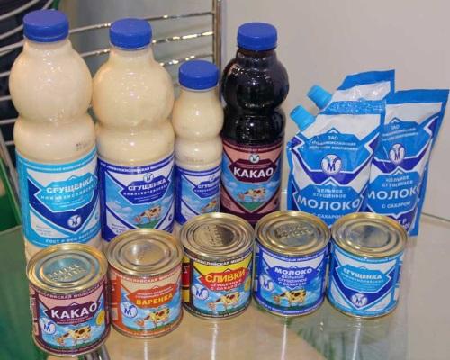 Варианты упаковки готового сгущенного молока