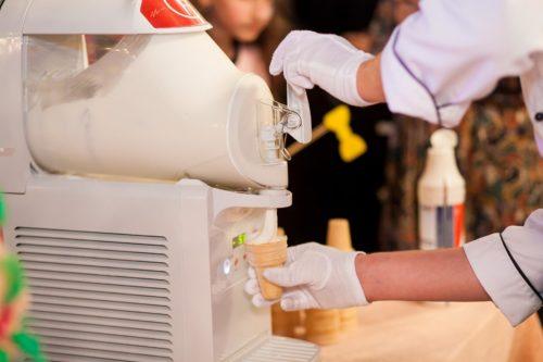 фризер для мягкого мороженного