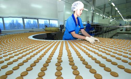 Бизнес по производству печенья