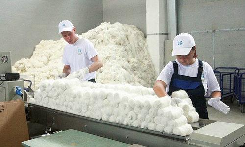 Бизнес по производству ваты