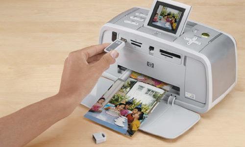 Качественный цветной фотопринтер