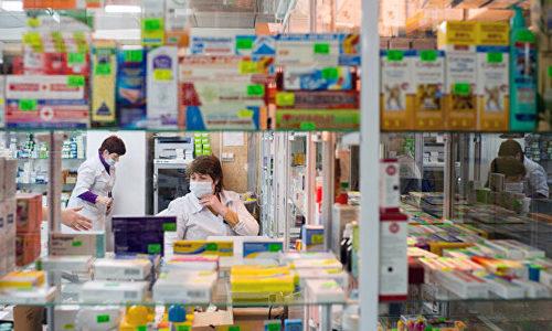 Открытие аптечного киоска