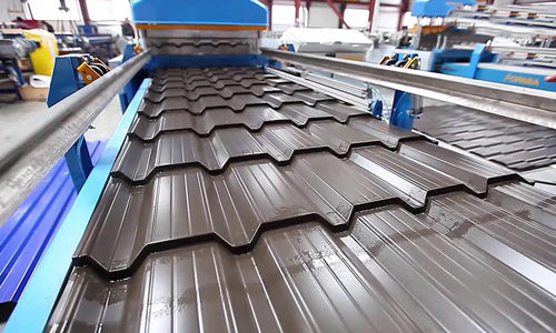 Производство металлочерепицы как бизнес