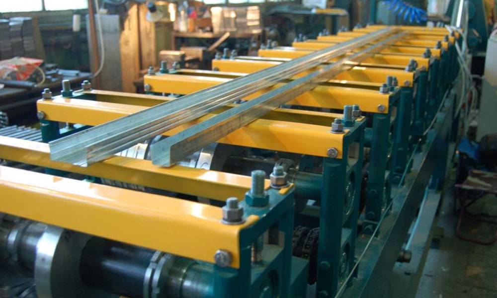 Бизнес на производстве металлопрофиля