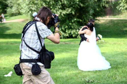 Свадебная бизнес фотосессия