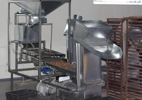оборудование для переработки грецкого ореха