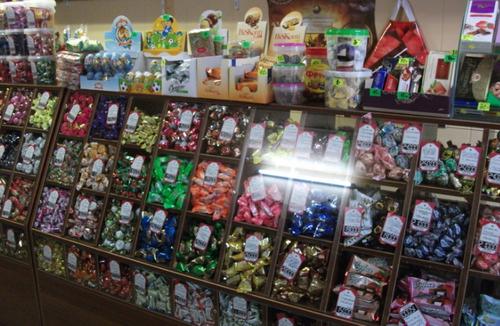Оквэд розничная торговля сладостями