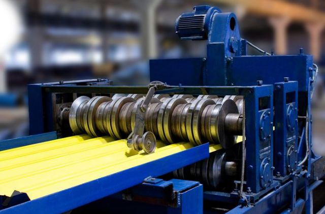 технология изготовления металлопрофиля