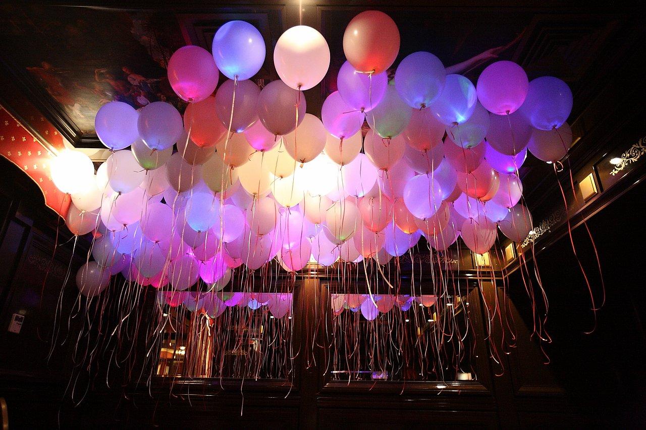 Бизнес на изготовлении светящихся воздушных шаров