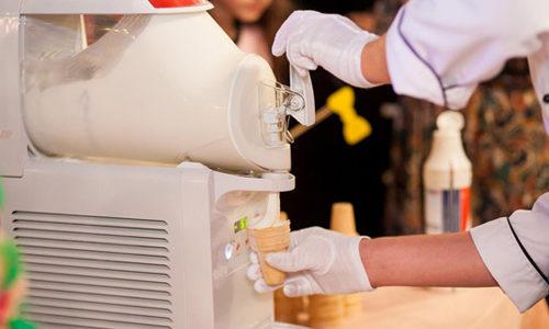 Бизнес по производству мягкого мороженного