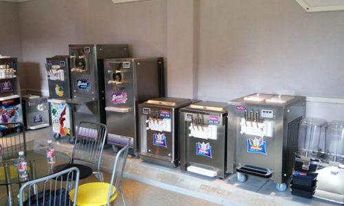 Фризеры для производства мягкого мороженного