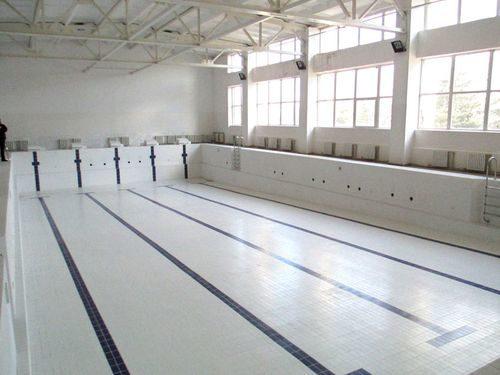 Помещение для бассейна
