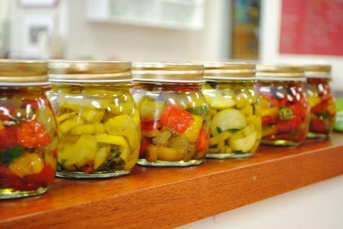 Бизнес на производстве консервированных овощей