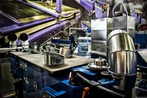Бизнес на производстве воздуховодов