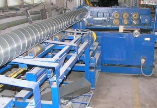 Оборудование для изготовления воздуховодов