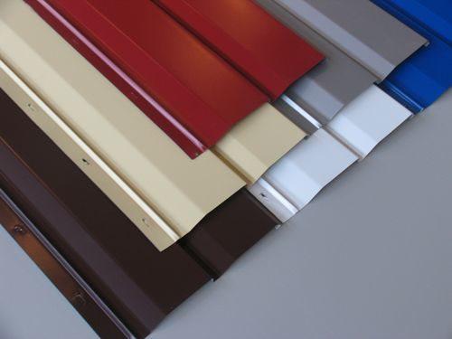 Бизнес производстве металлического сайдинга