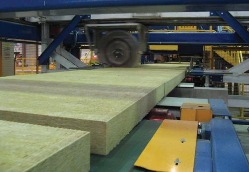 Как производится минеральная вата
