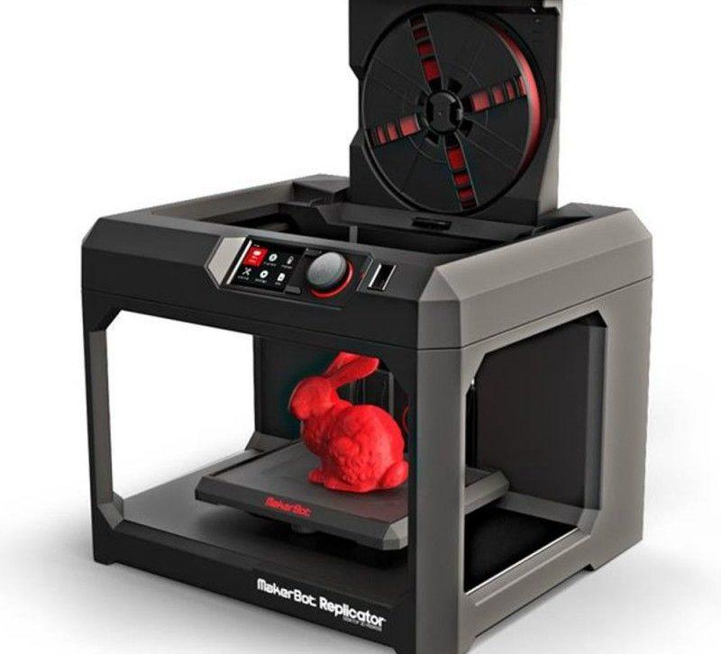 3d printer makerbot replicator 5 gen e1491561990970 - Бизнес идея - изготовление сувенирных фигурок