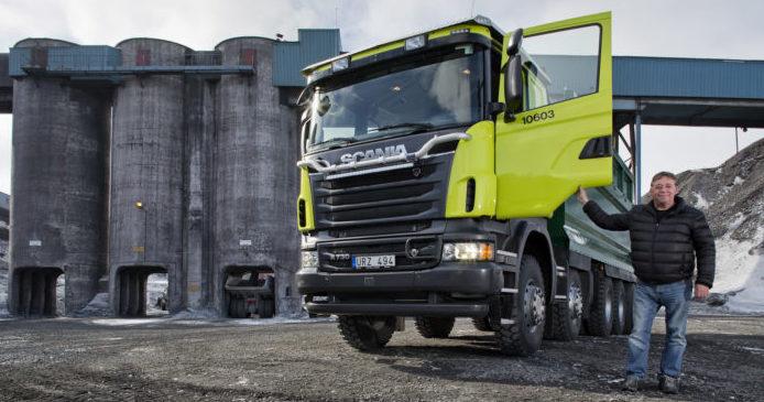 Scania 5axlar H2o 120419 0121 medres e1492163655150 - Бизнес идея - грузоперевозки на самосвалах