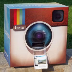 Бизнес-идея – автомат для моменальной печати фото из Instagram