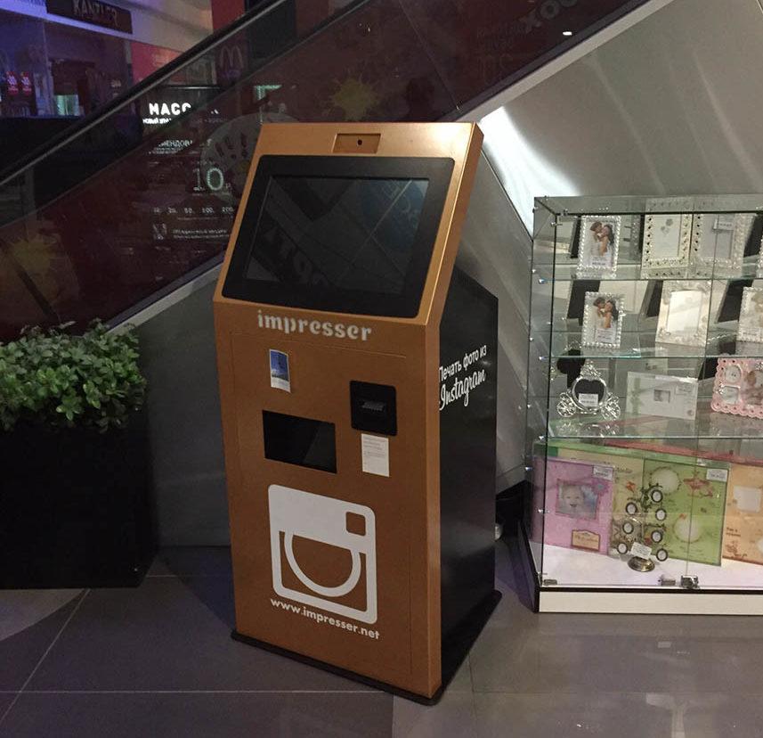 instamat v tc vodnii e1492432356755 - Бизнес-идея – автомат для моменальной печати фото из Instagram
